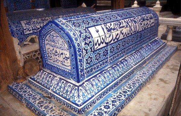 Памятник для мусульманина