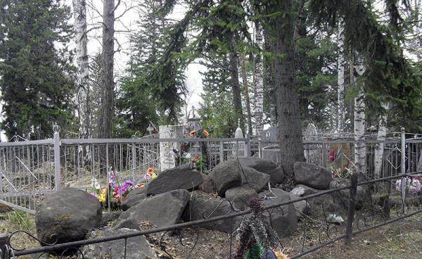 Место, на котором стоял храм