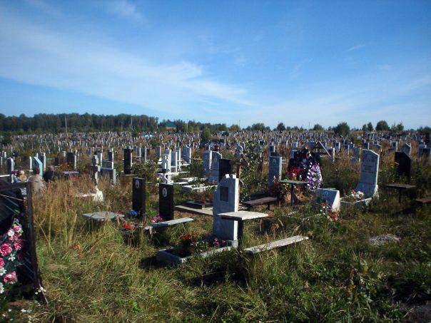 Северное кладбище, Пермь