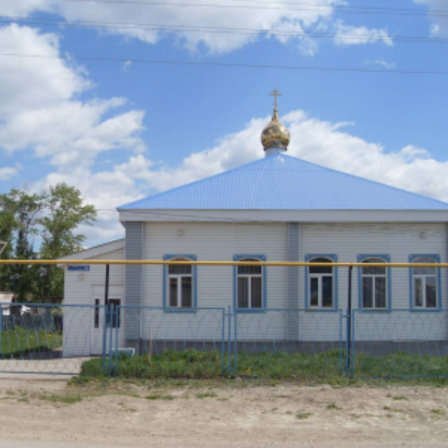 Свято-Введенский храм