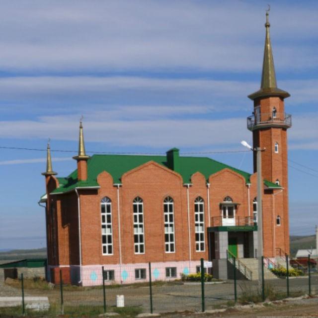 Мечеть им. Зайнуллы ишана