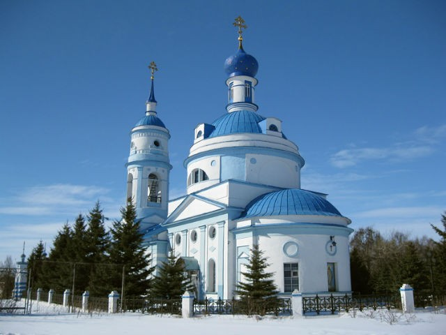 Свято-Спасский храм