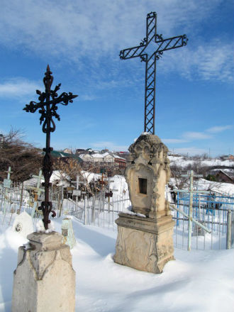Надгробия ХIХ века