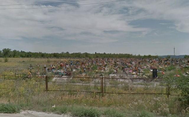 Березинореченское кладбище, Саратов