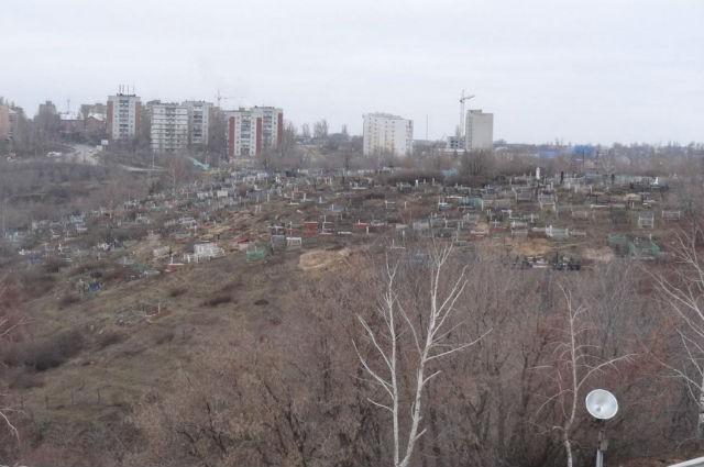 Мусульманское кладбище, Саратов