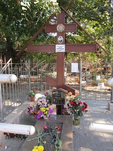Памятник Иоанну Домовскому
