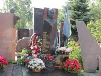 Памятник Сергею Горшкову