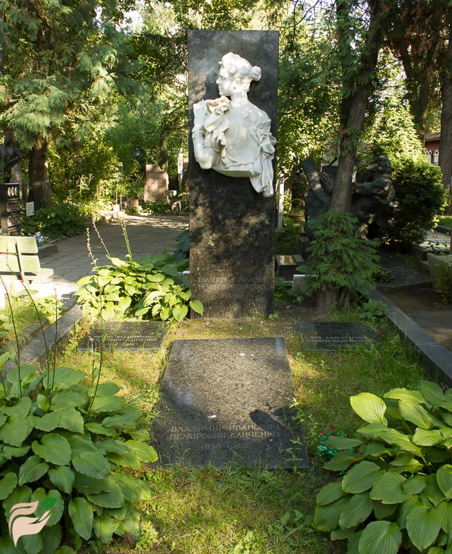 Памятник Владимиру Немировичу-Данченко