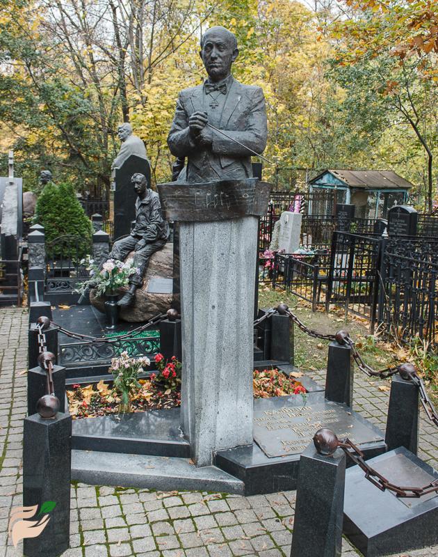 Памятник Николаю Калинину