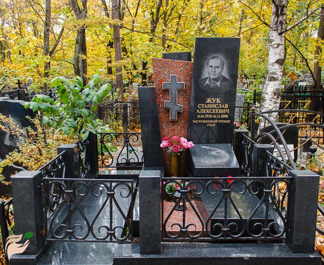 Памятник Станиславу Жуку