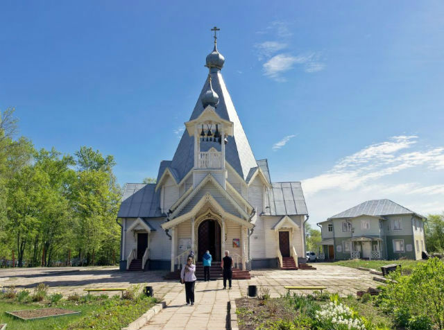 Церковь Вознесения Господня на Городском кладбище