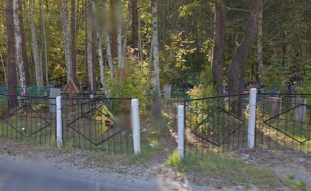 Вход на Старое кладбище Ступино